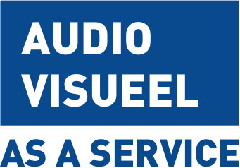 Audio visueel as a service